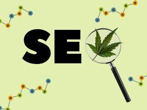 Cannabis, Hemp, or CBD SEO