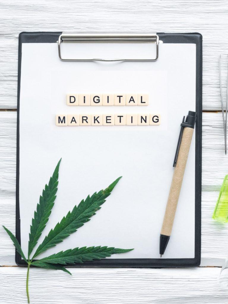 Digital Marketing for Cannabis